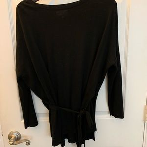 Lou & Grey black sweater